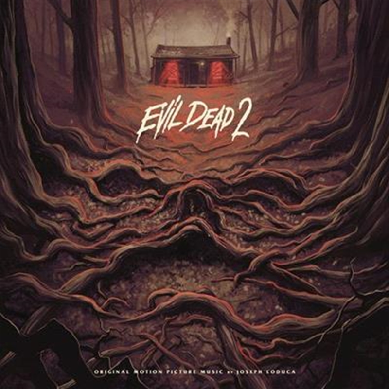 Evil Dead 2   Vinyl