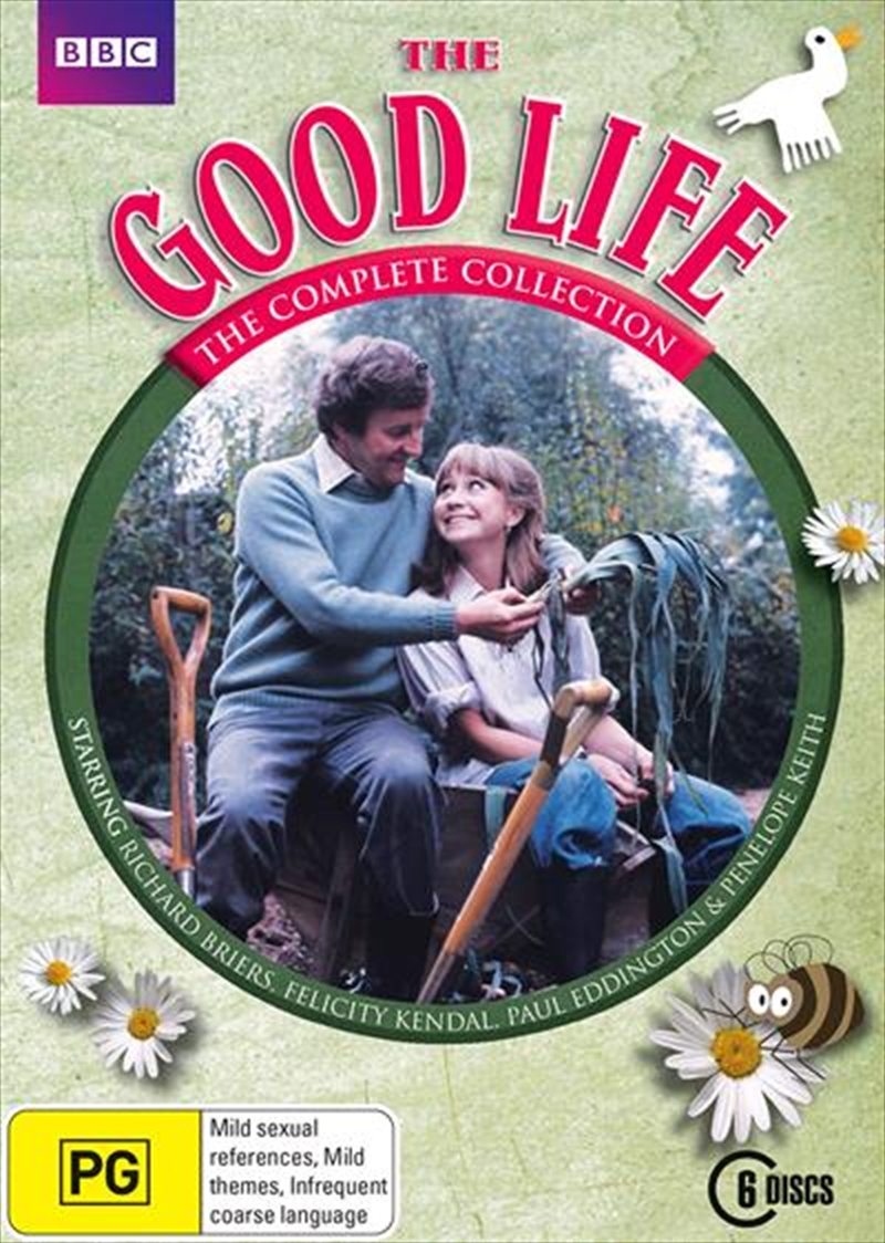 Good Life | Series Collection, The | DVD