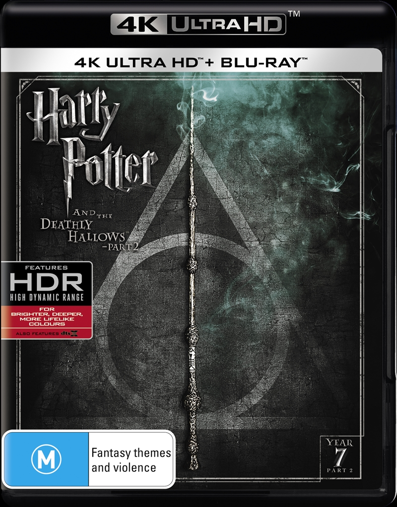 Harry Potter And The Deathly Hallows - Part 2 - Year 7 | UHD