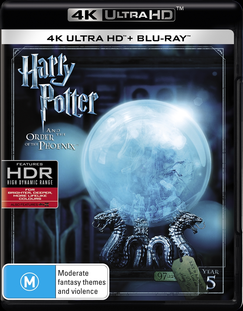 Harry Potter And The Order Of The Phoenix - Year 5 | UHD