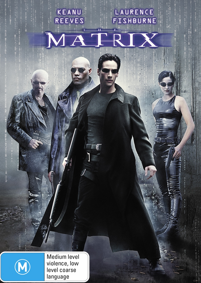 Matrix, The   DVD