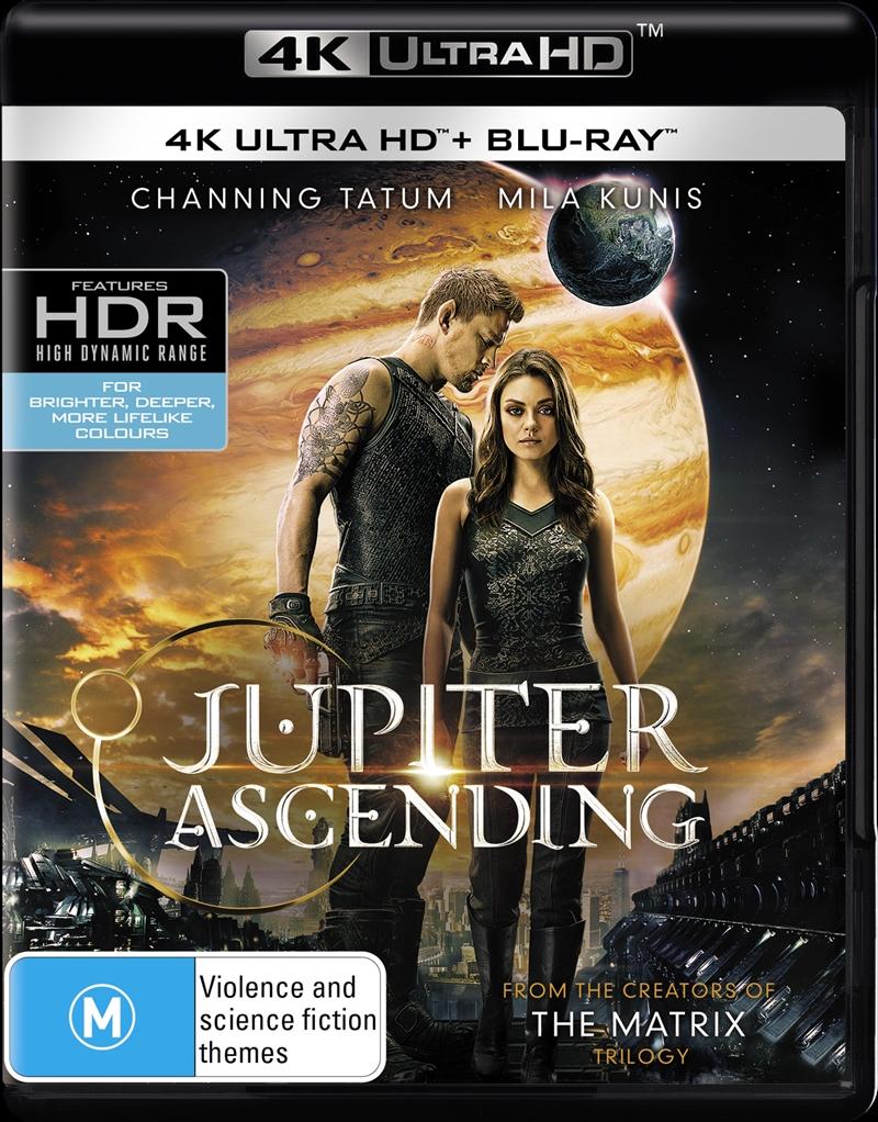 Jupiter Ascending | UHD