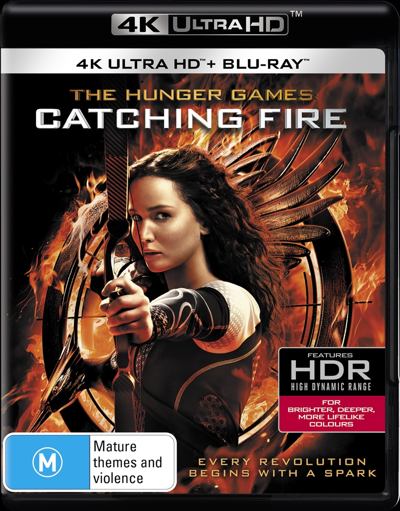 Hunger Games - Catching Fire | UHD