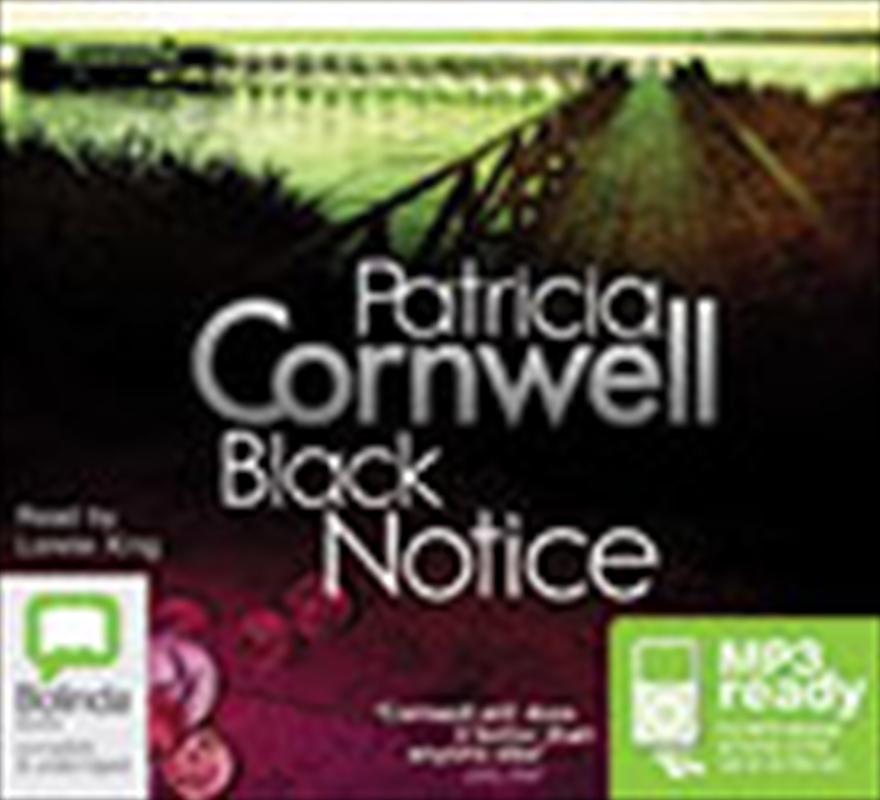 Black Notice   Audio Book