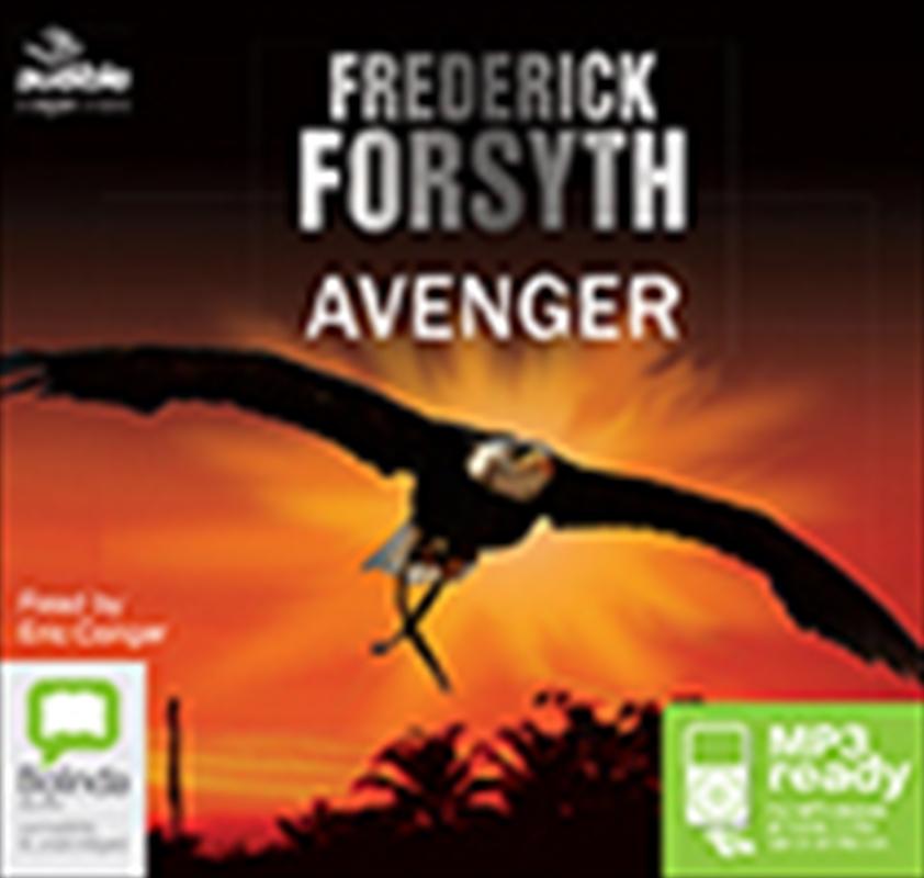 Avenger | Audio Book