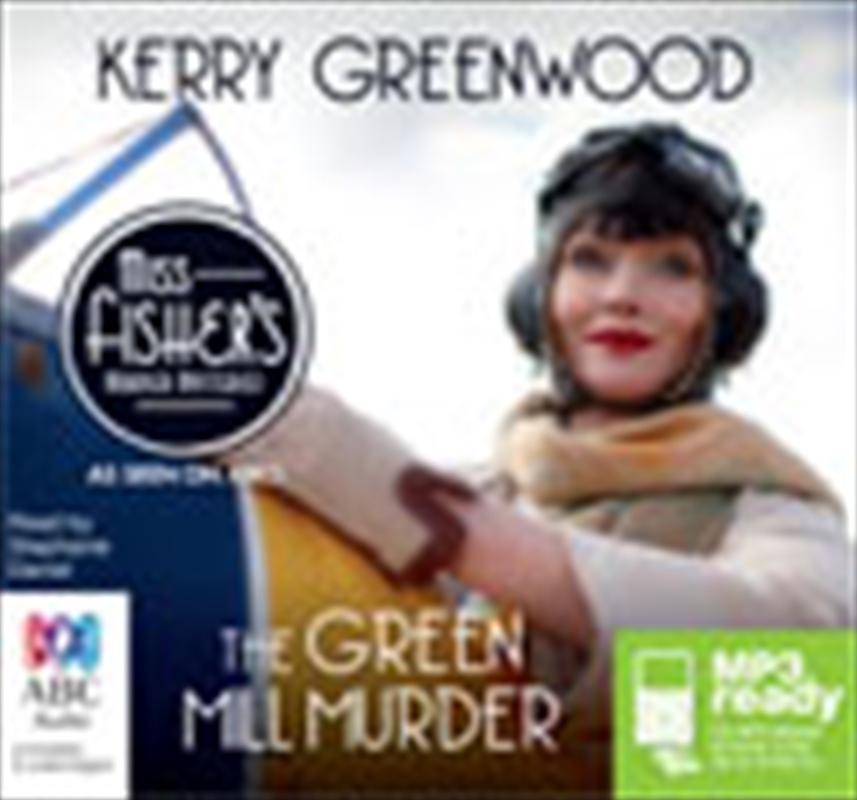 Green Mill Murder   Audio Book
