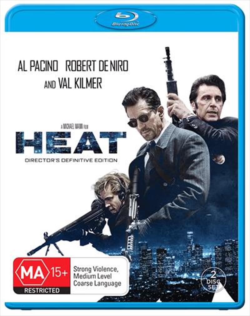 Heat | Blu-ray