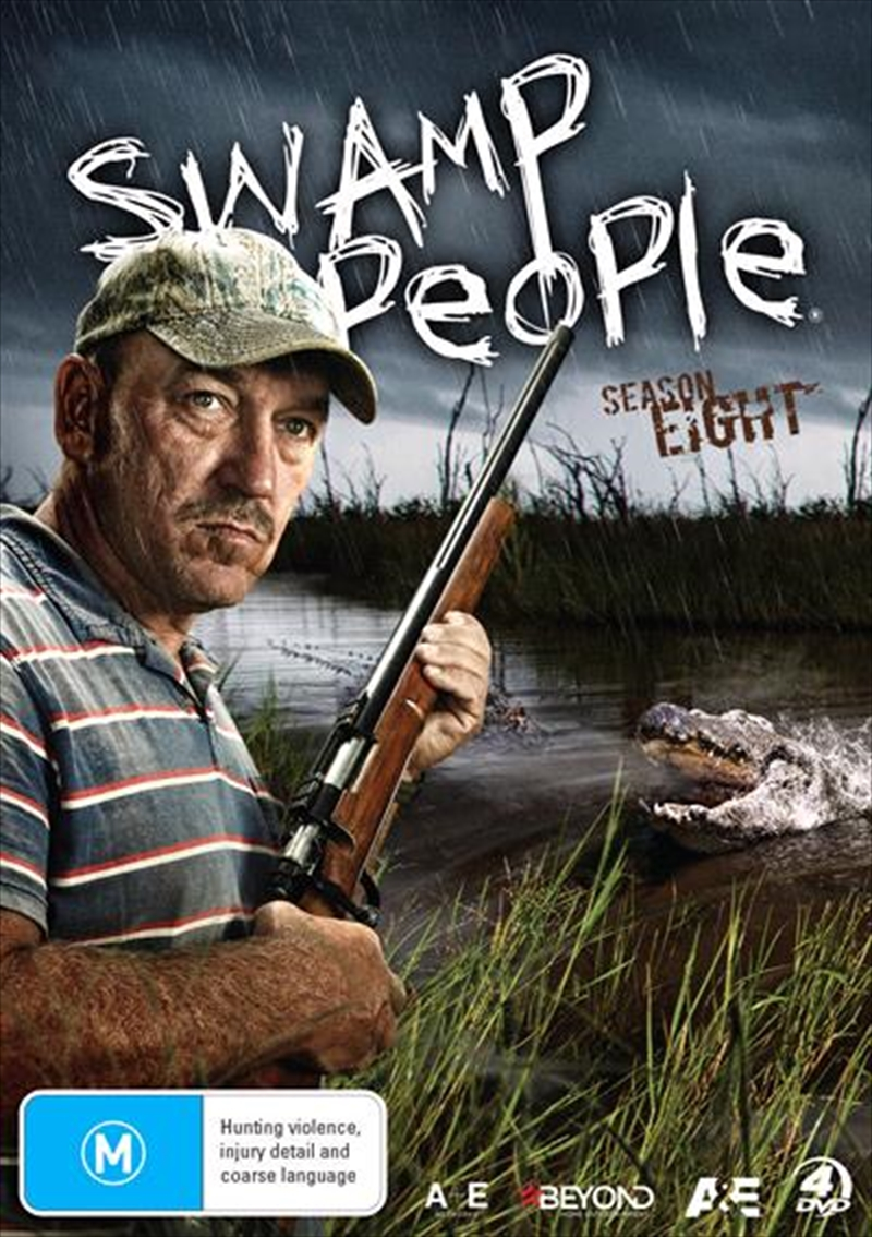 Swamp People - Season 8 | DVD