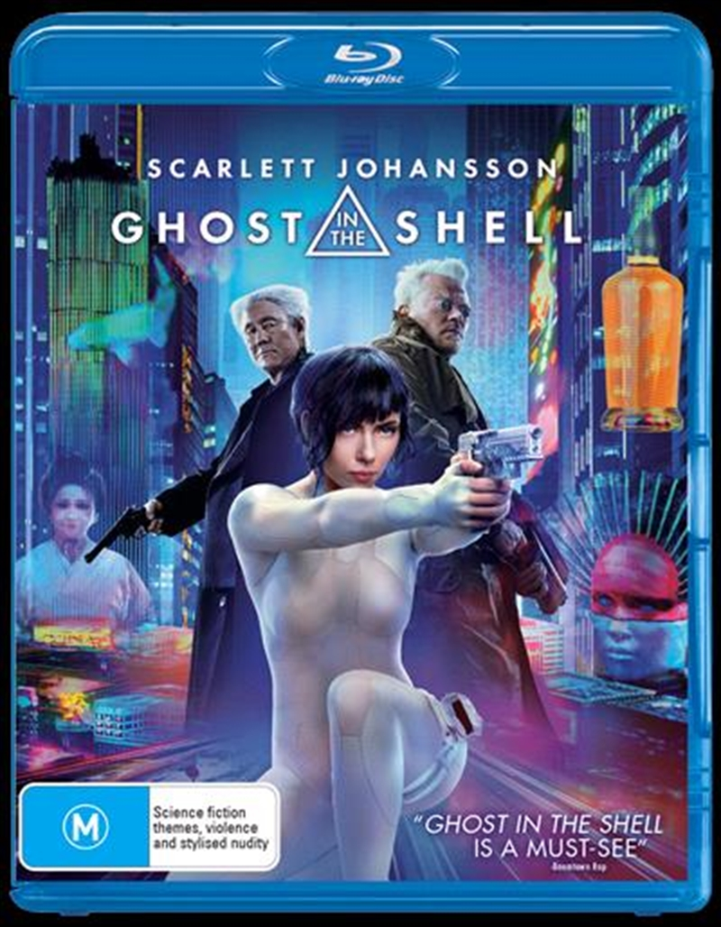 Ghost In The Shell | Blu-ray