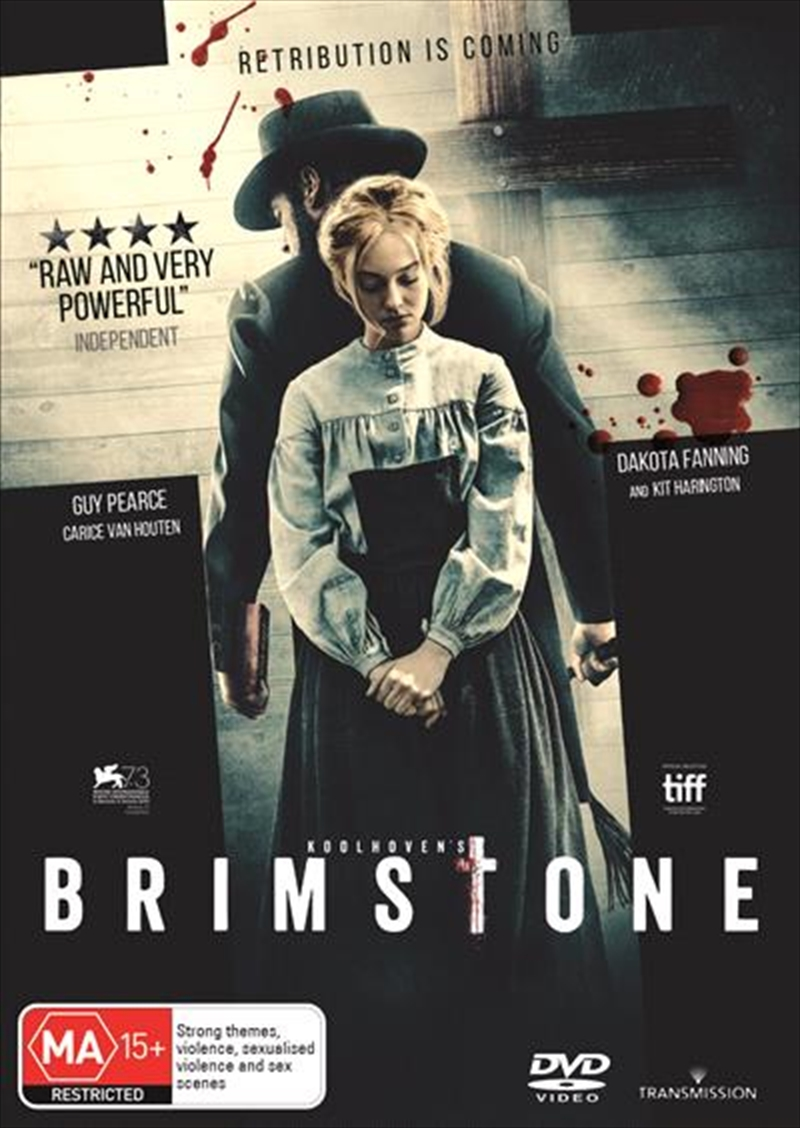 Brimstone | DVD
