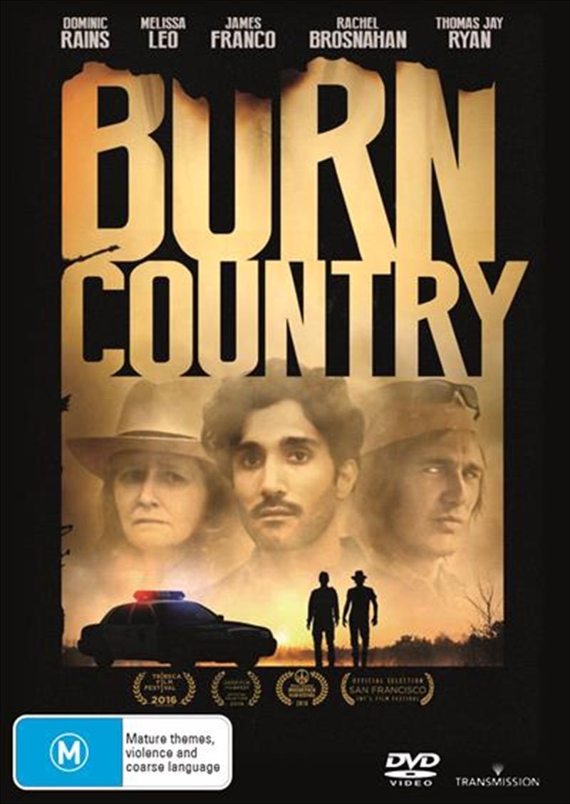 Burn Country | DVD