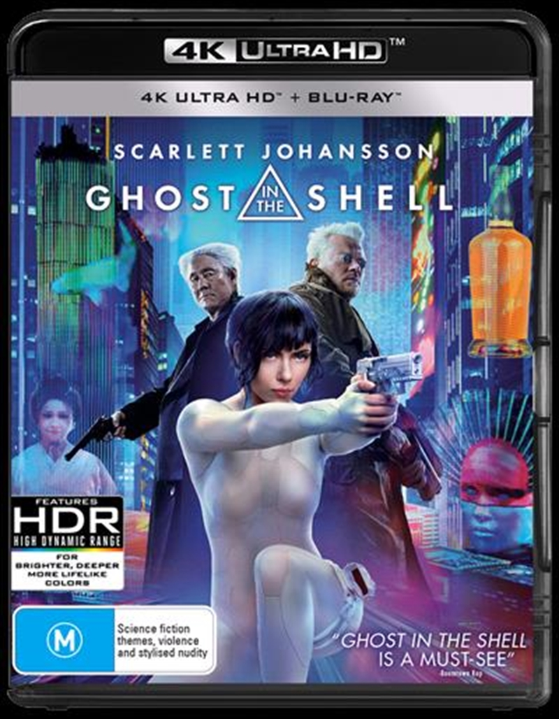 Ghost In The Shell | UHD