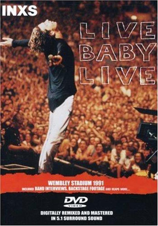 Live Baby Live - Wembley Stadium 1991 | DVD