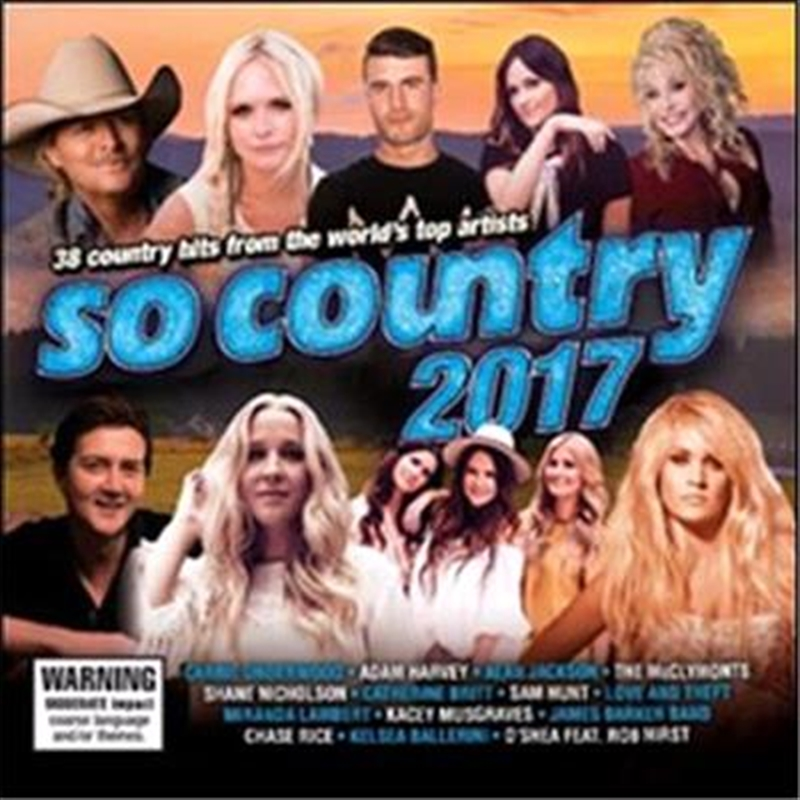 So Country 2017 | CD