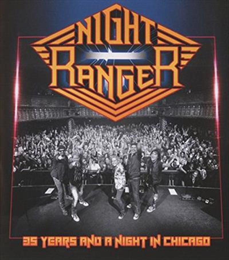 35 Years And A Night In Chicago | Blu-ray
