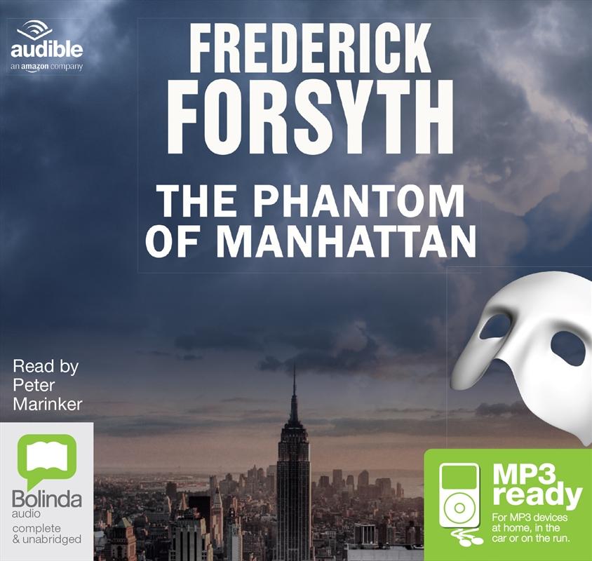 Phantom Of Manhattan | Audio Book