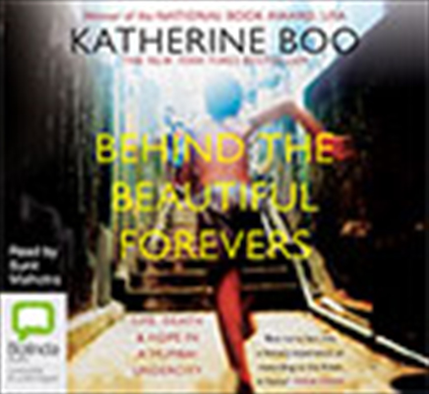 Behind The Beautiful Forevers | Audio Book