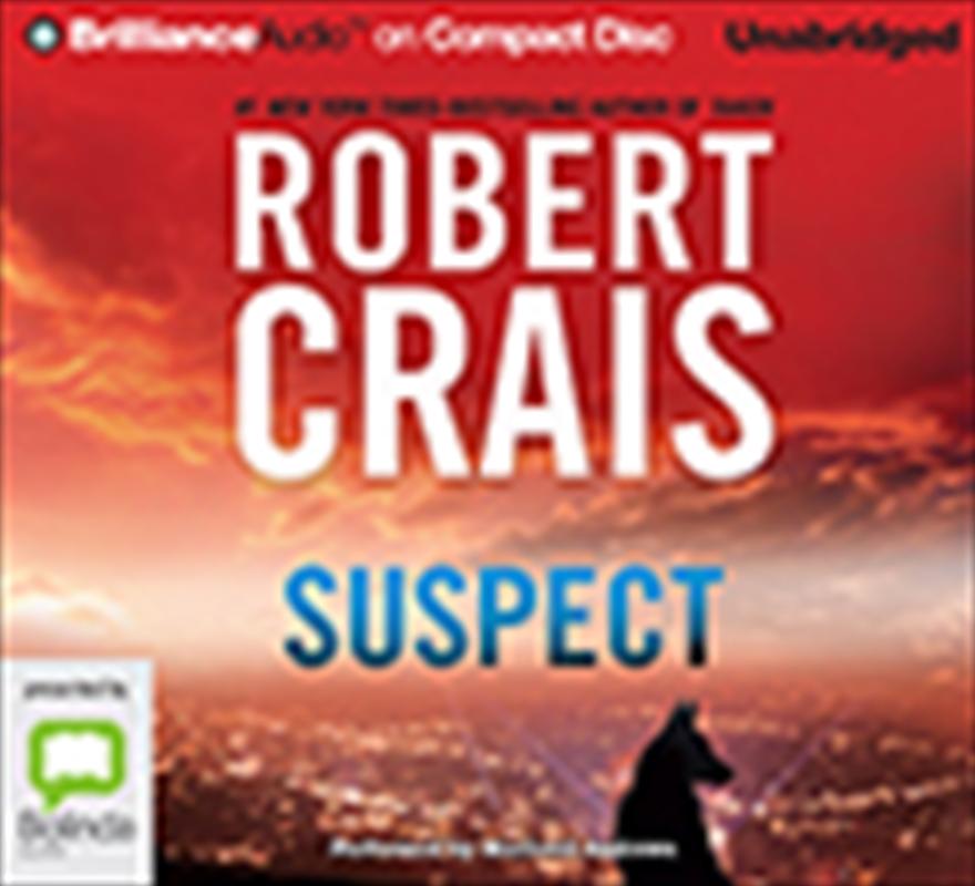 Suspect   Audio Book