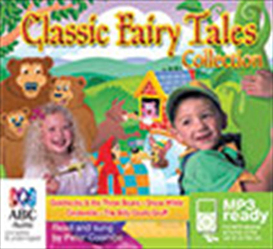 Classic Fairy Tales Collection   Audio Book