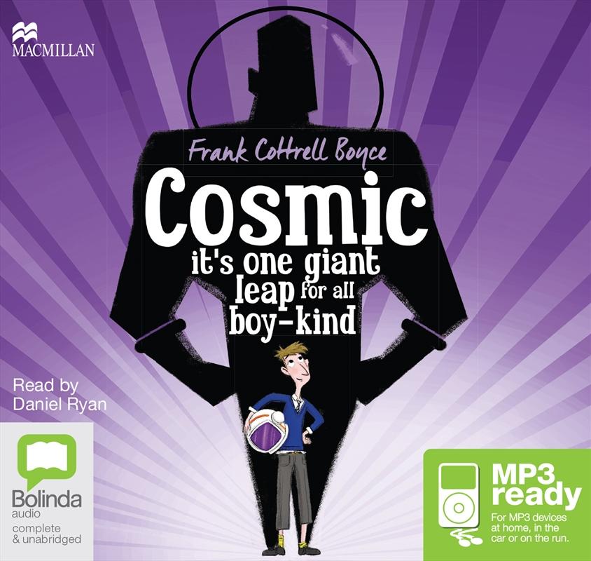 Cosmic | Audio Book