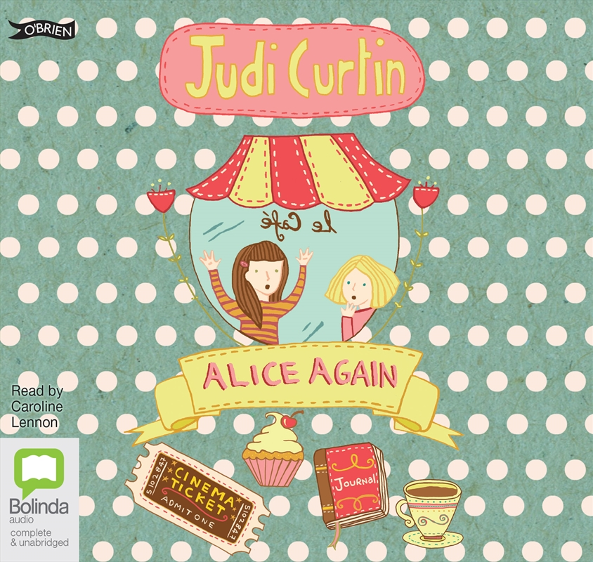 Alice Again   Audio Book