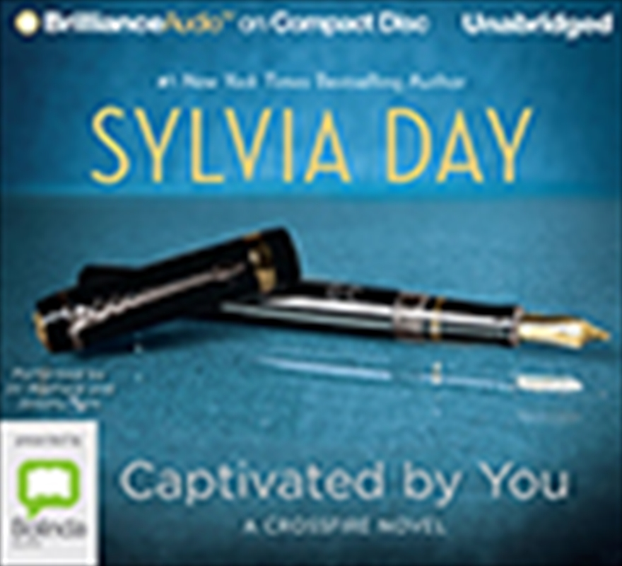 Captivated By You   Audio Book