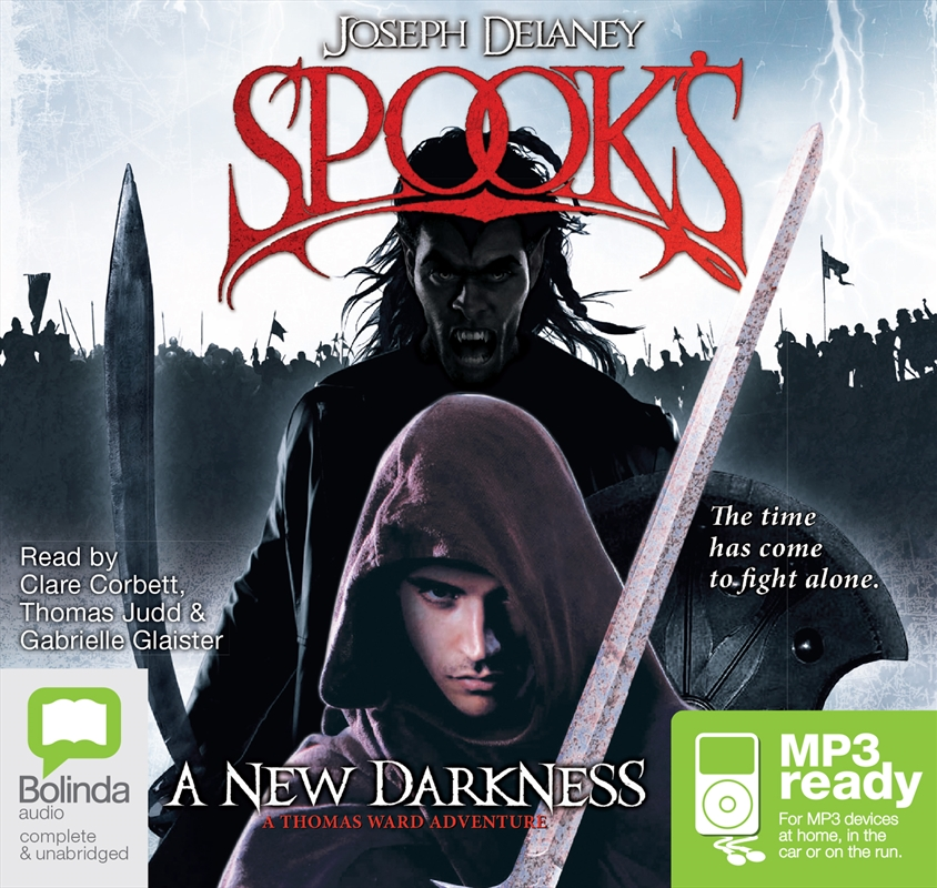 A New Darkness   Audio Book