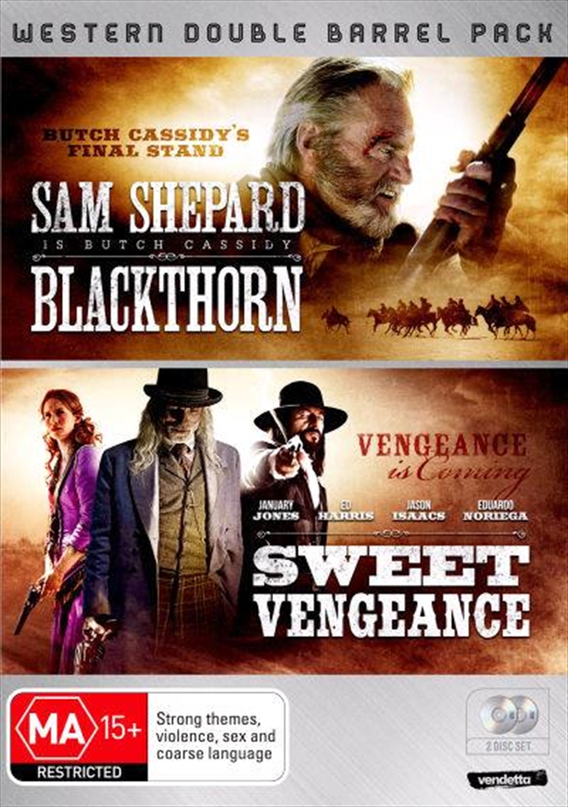 Blackthorn / Sweet Vengeance - Western | DVD