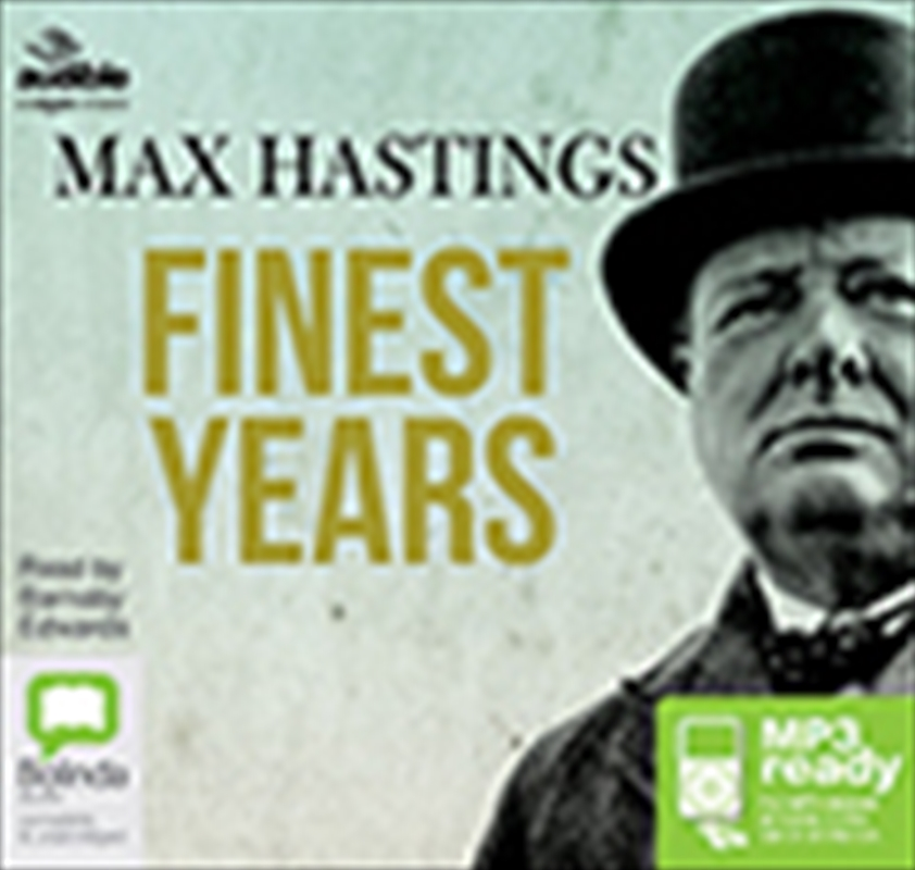 Finest Years | Audio Book