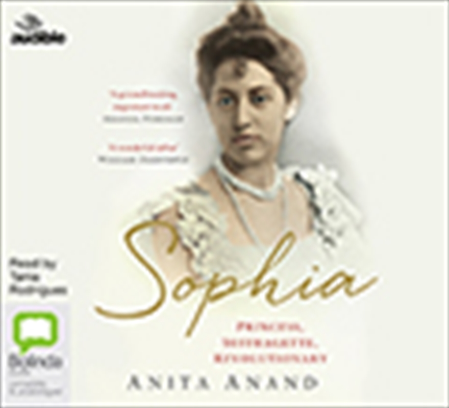 Sophia Princess Suffragette | Audio Book