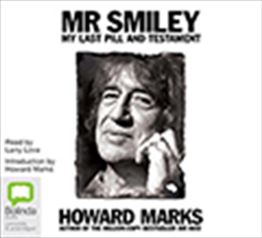 Mr Smiley | Audio Book