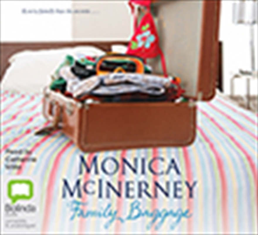 Family Baggage   Audio Book