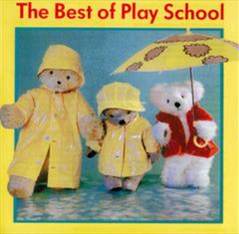 Best Of Play School | CD