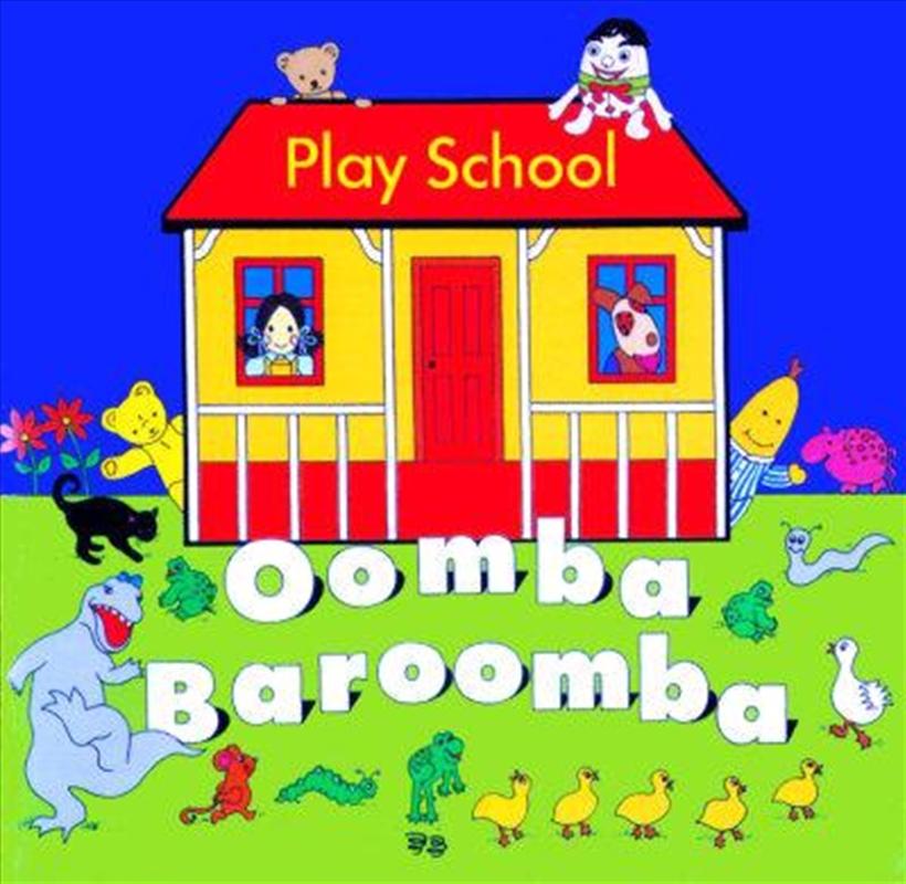 Oomba Baroomba | CD