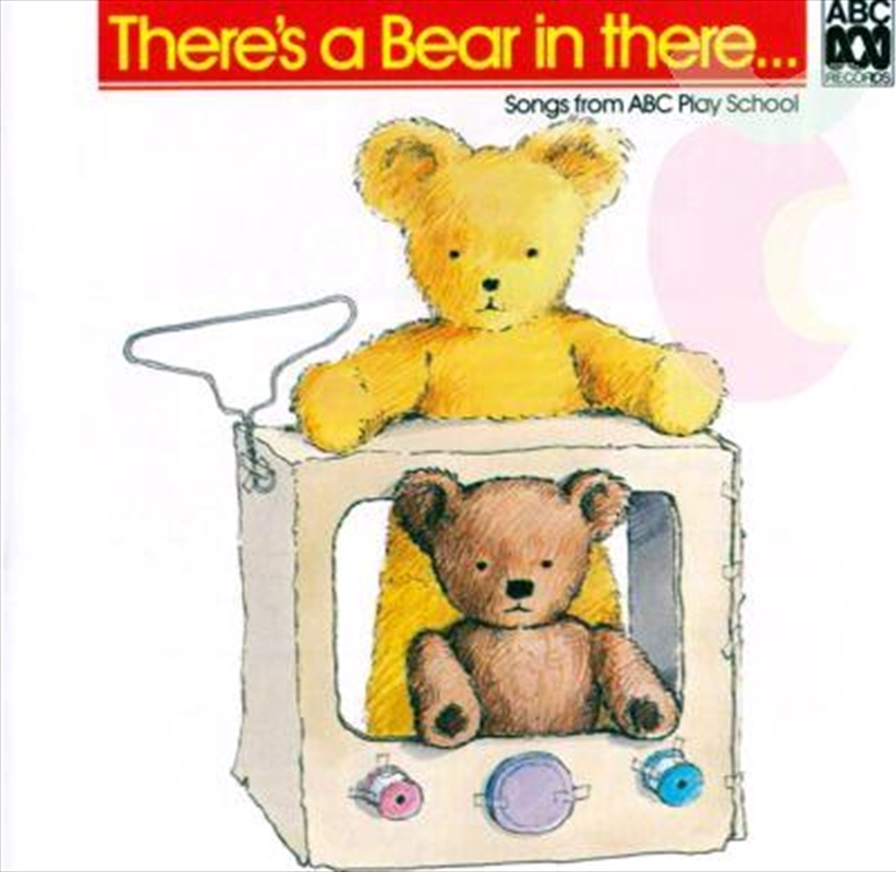 Theres A Bear In There | CD