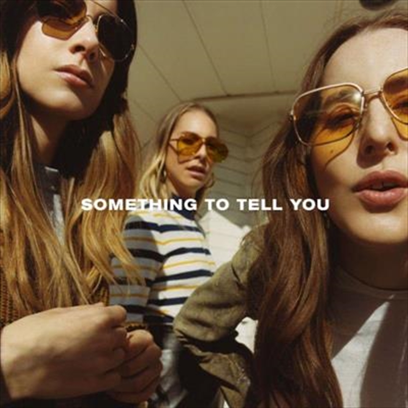 Something To Tell You | CD