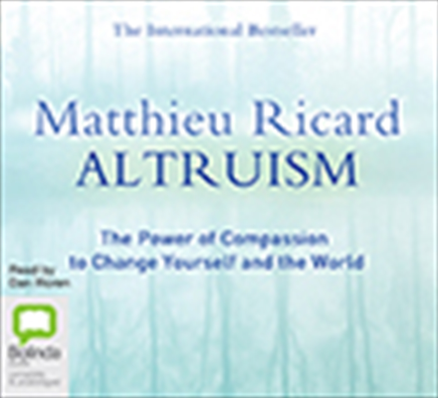 Altruism | Audio Book