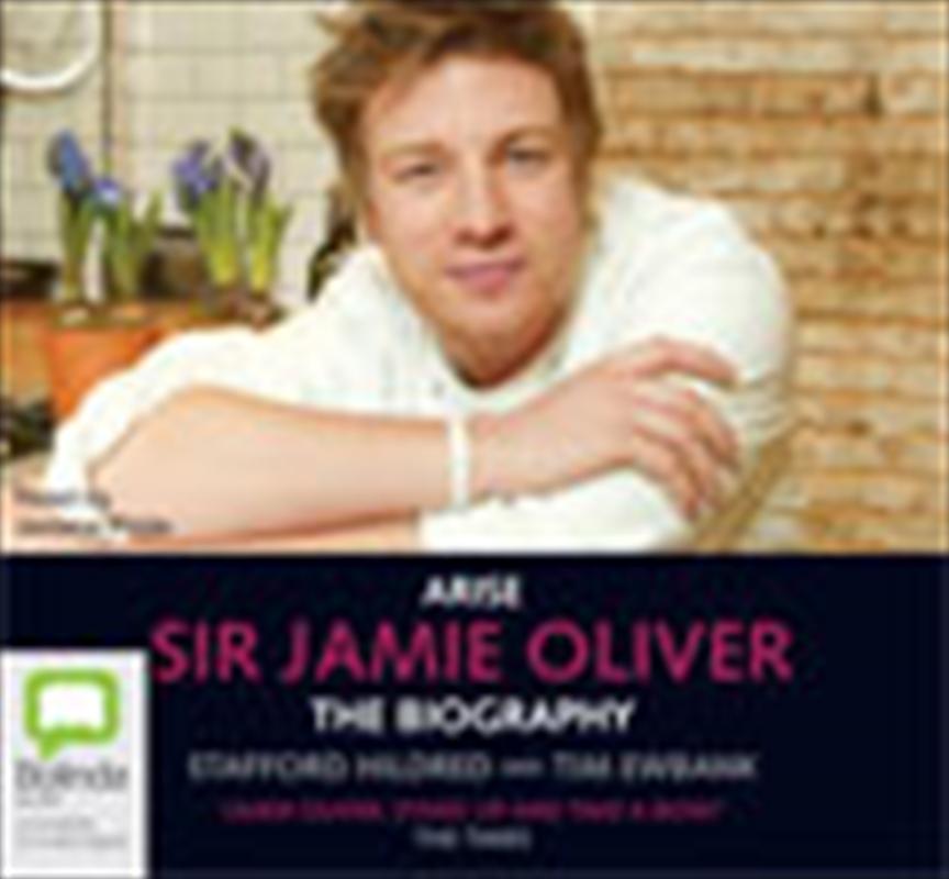 Arise, Sir Jamie Oliver | Audio Book