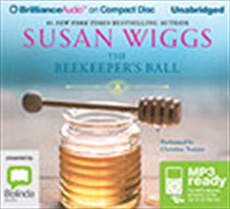 Beekeepers Ball | Audio Book