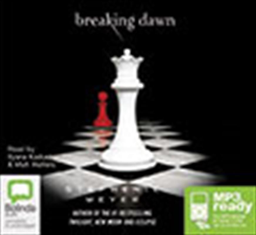Breaking Dawn | Audio Book