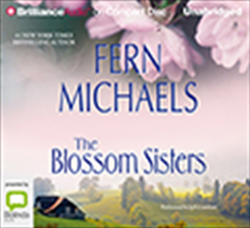 Blossom Sisters   Audio Book