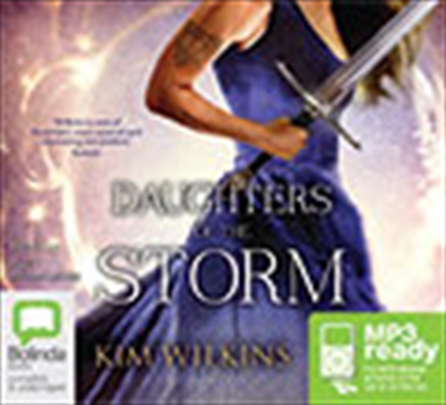Daughters Of The Storm   Audio Book