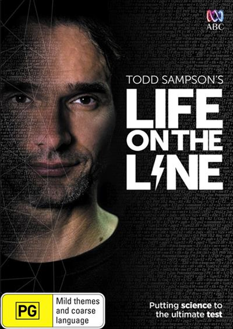 Todd Sampson's Life On The Line | DVD