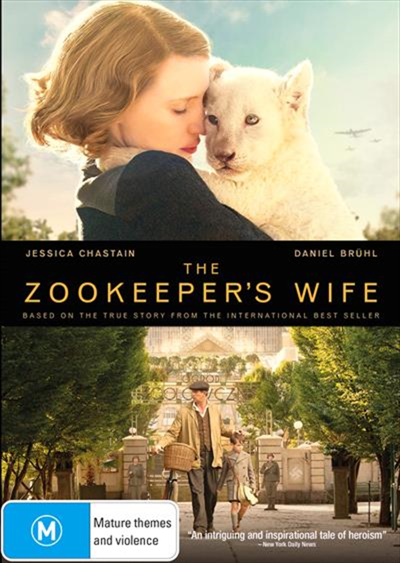 Zookeepers Wife, The | DVD