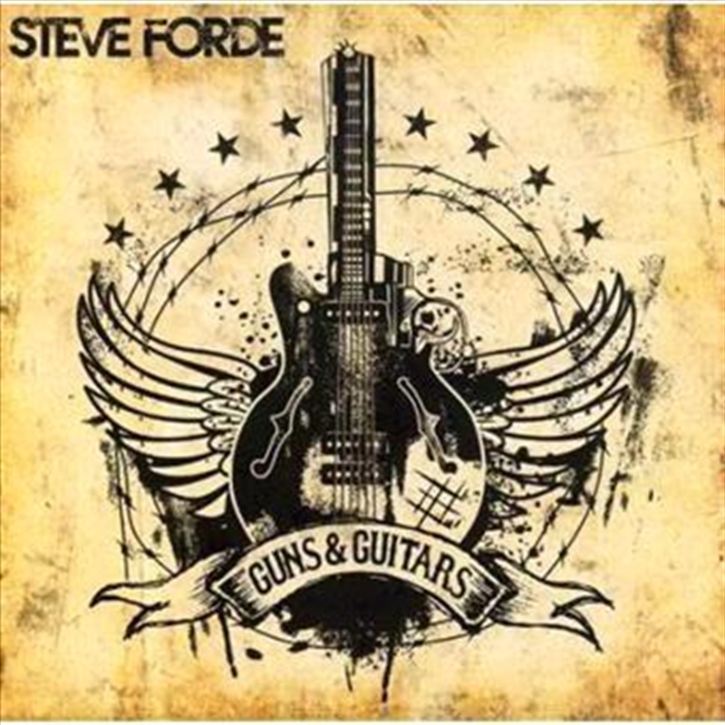 Guns and Guitars (Deluxe Edition) | CD
