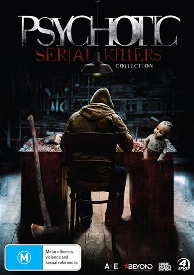 Psychotic Serial Killers Collection | DVD