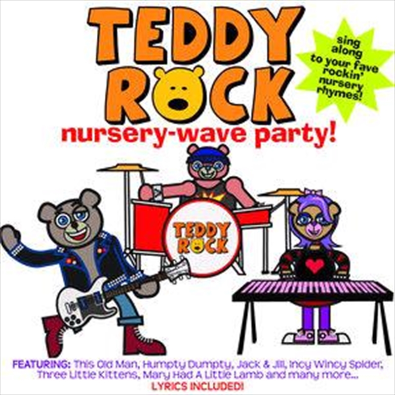 Nursery Wave Party | DVD