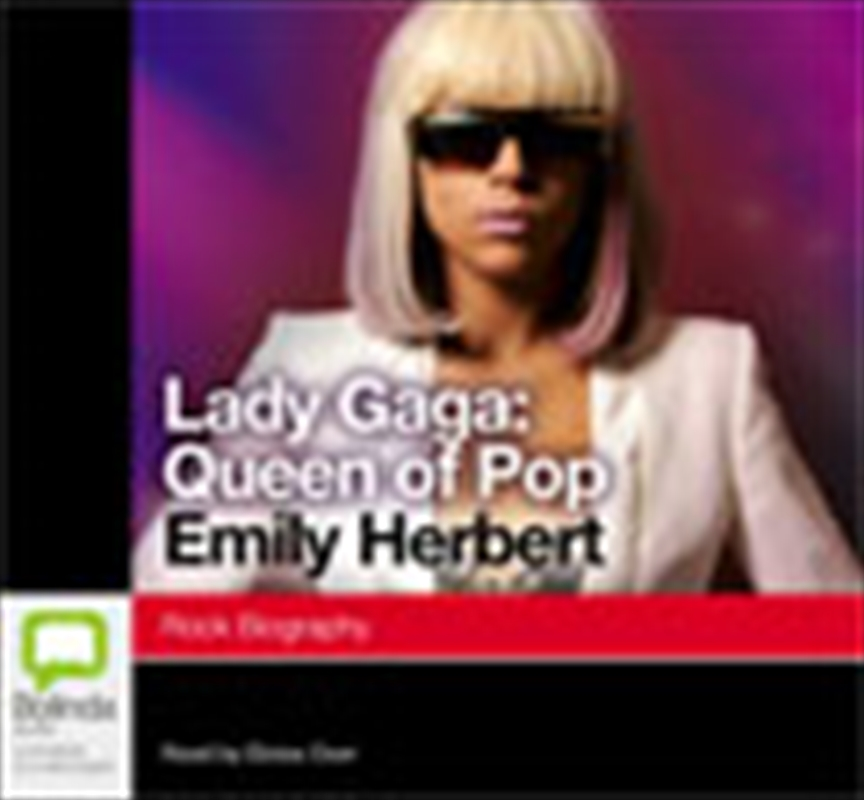 Lady Gaga | Audio Book