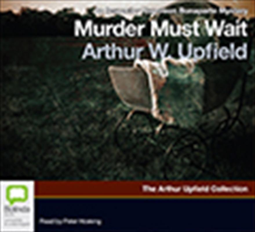 Murder Must Wait | Audio Book
