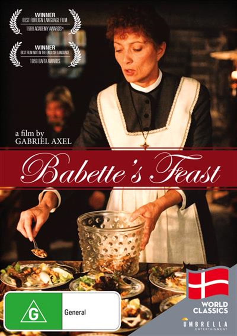 Babette's Feast   DVD
